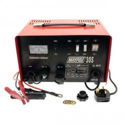 Metal Battery Charger - 20A - 12V/24V