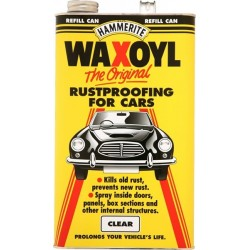 Rust Treatment Refill - Clear - 5 Litre